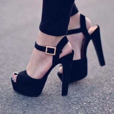 Когда покупать обувь на высоком каблуке