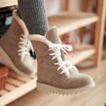 Зимняя обувь 2015