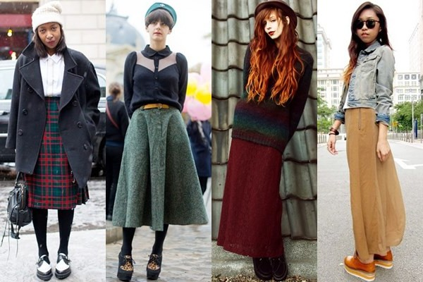 Creeper-Shoes-with-Long-Skirt