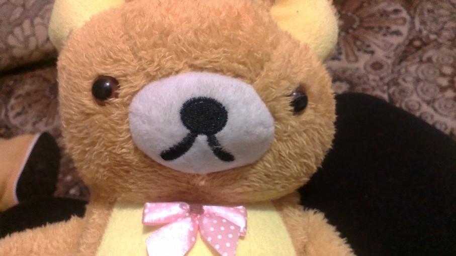 мягкие тапочки медведи для девушки домашние