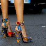 Модные туфли 2015 на фото на весну — лето