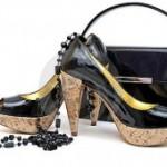 Лаковая обувь 2015 на фото