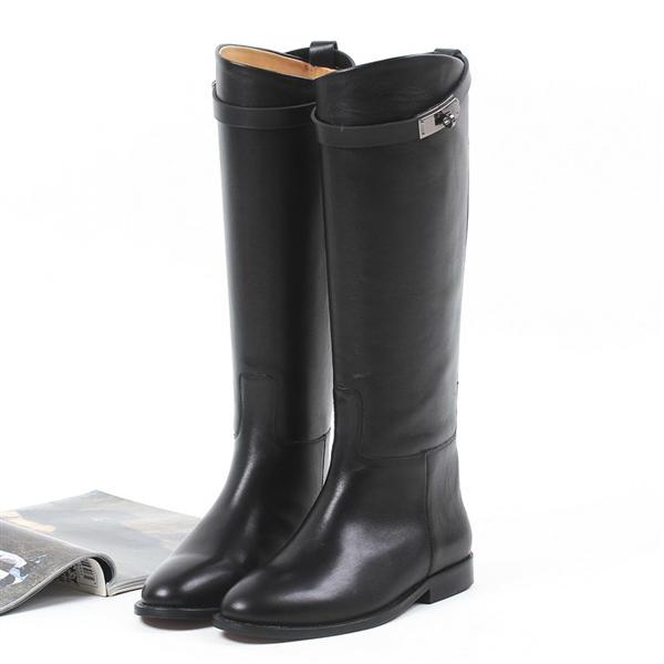зимняя кожаная обувь удобство и стиль