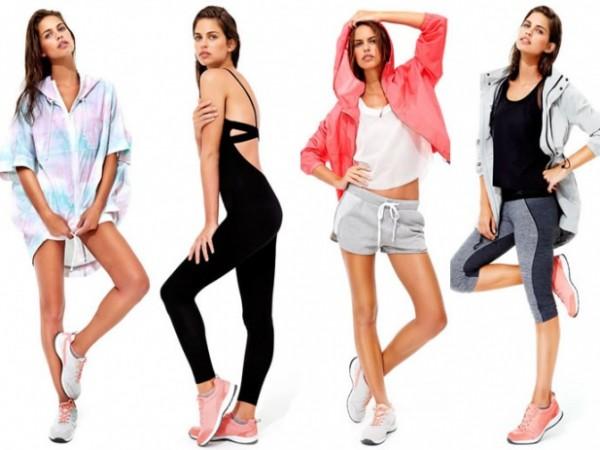 Спортивная одежда+спортивная обувь