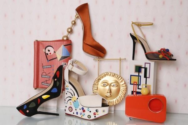 Модель обуви Charlotte Olympia