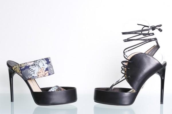 Обувь от Paul Andrew
