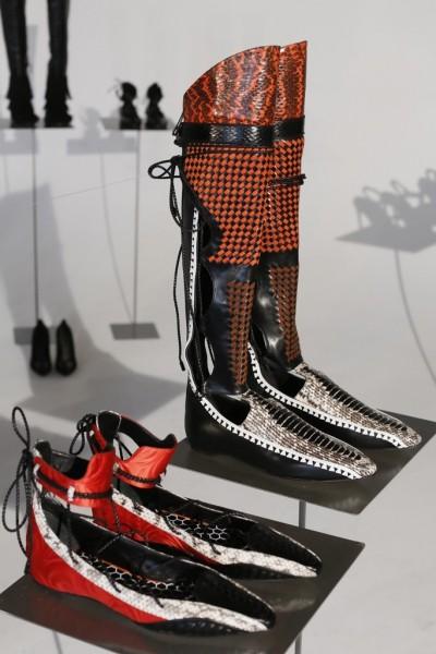 Коллекция обуви Daniele Michetti