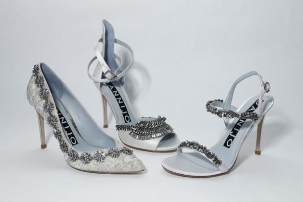 Свадебная коллекция Dannijo Shoes