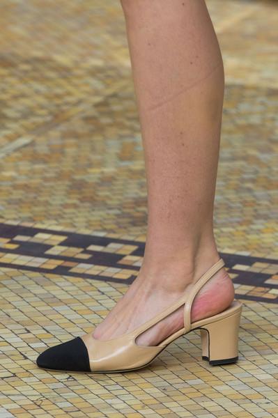 CHANEL обувь  осень-зима 2015/2016