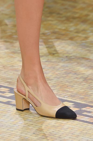 CHANEL обувь на Парижской Неделе моды осень-зима 2015/2016