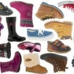 Стильная обувь сезона 2015 — 2016 для детей