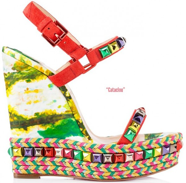 Christian-Louboutin-Spring-2015-Cataclou-Wedge