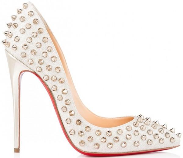 Christian Louboutin весна 2015 туфли Follies Spikes