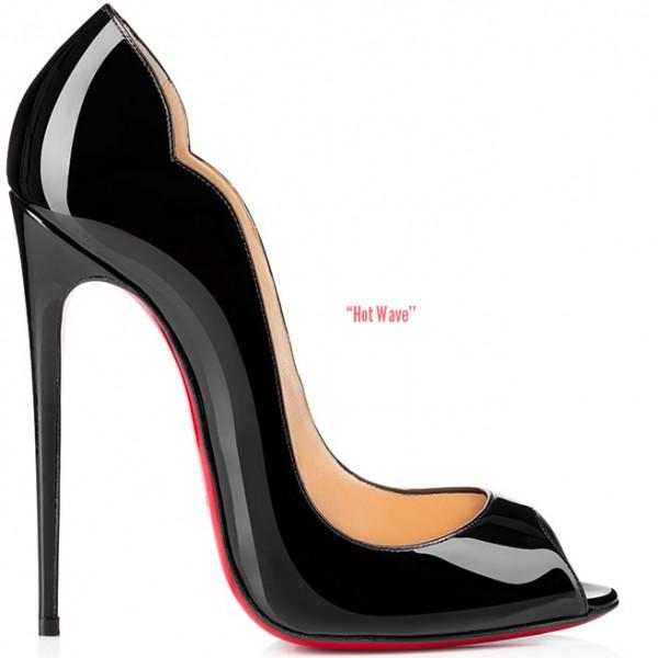 Christian Louboutin весна 2015 туфли Hot Wave