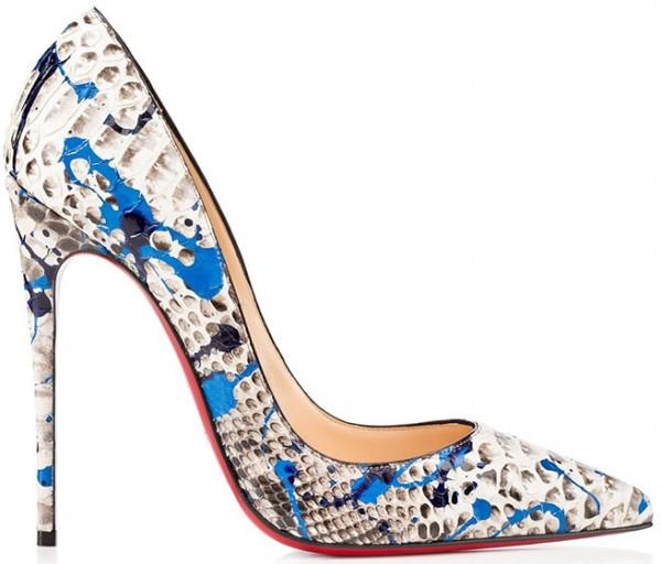 Christian Louboutin весна 2015 туфли So Kate