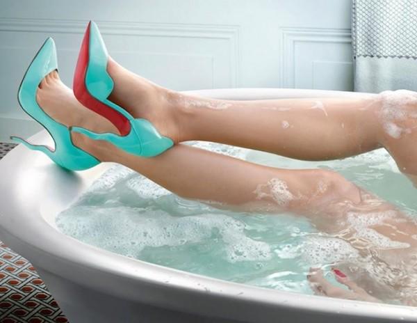 Christian Louboutin весна 2015 туфли Hot Chick