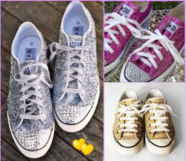 Diy-Converse-applying-glitter-640x555