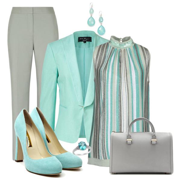Голубые туфли 3