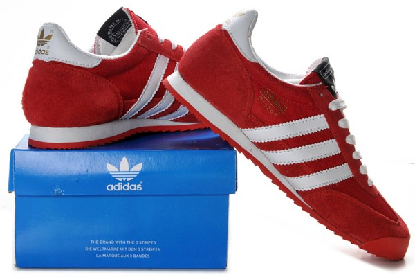 Men Adidas Originals Dragon Shoes 047