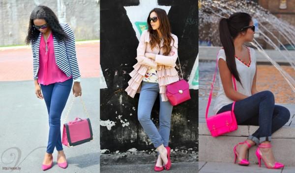 Розовые туфли 2