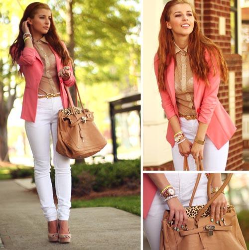 Розовые туфли 6
