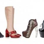 С чем носить женскую обувь: туфли, сандалии, сланцы и сапоги