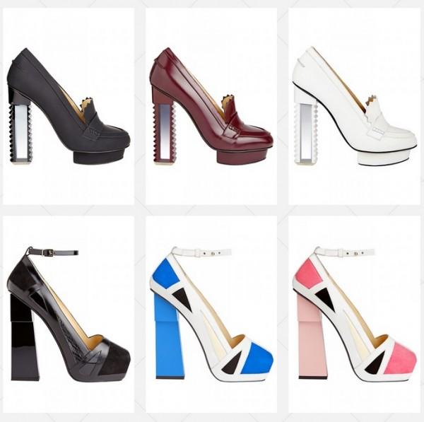 Обувь Aperlai осень-зима 2014-2015
