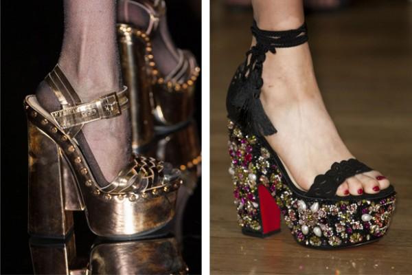 Tom Ford - обувь коллекции весна-лето 2015