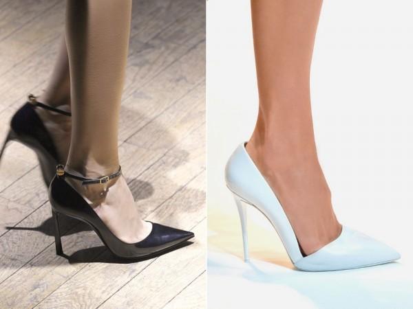 Модная обувь от Mugler 2015