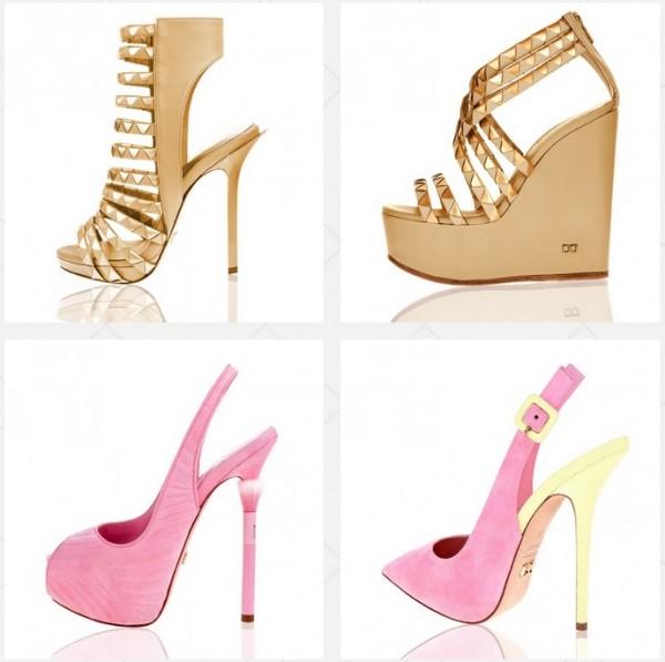 Женская обувь Dukas весна-лето 2015