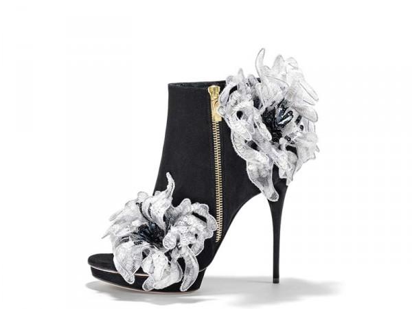 Женская обувь Gaetano Perrone осень-зима 2014-2015
