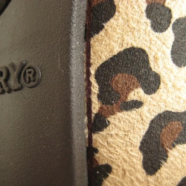 Стыки деталей обуви