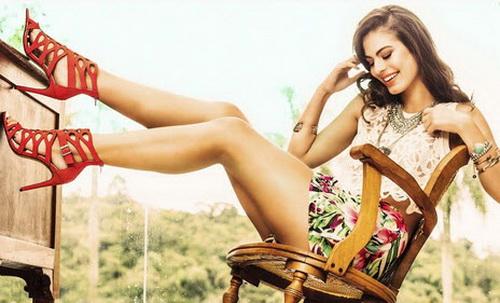 Женские сандалии для жаркого лета