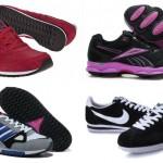 Спортивная обувь 2016 — 2017 на фото