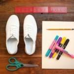 Как украсить обувь своими руками в домашних условиях. 18 идей на фото