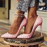 Коллекция модных туфель сезона весна — лето от Christian Louboutin 2015