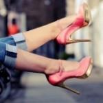 С чем носить туфли? Несколько модных советов