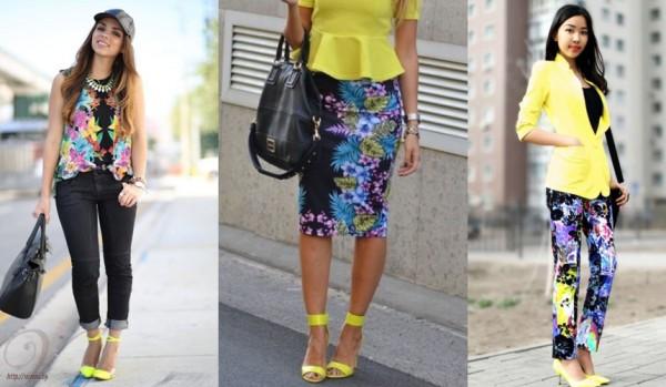 желтые туфли 2