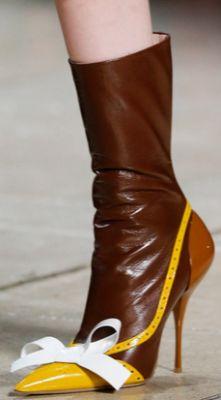 Модная весенняя обувь 2015 для женщин - фото