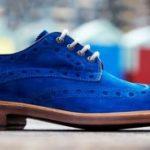 Мужская мода 2020 -2021. Тенденции: Статусная обувь