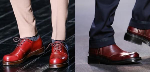 Мужская мода 2016 -2017. Тенденции  Статусная обувь  6610573316c55