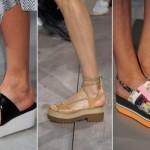 Обувные тренды весна/лето 2015 – FLATFORMS
