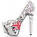 Туфли с шипами: как и с чем носить