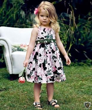 Детская-мода-весна-лето-2014
