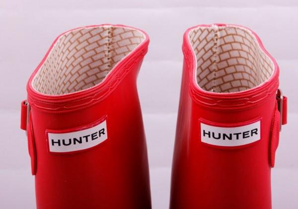 Резиновые сапоги Hunter — практичность и оригинальность