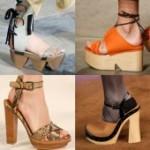 Весна – лето 2015. Модные тренды обуви