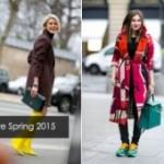Весна — лето 2015-2016. Коллекции обуви Жан Поля Готье, Джузеппе Занотте и уличная мода