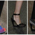Обувная коллекция на неделе моды в Нью-Йорке сезона весна/лето 2017