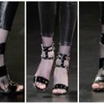 Туфли от ИВ-СЕН ЛОРАН на  Парижской неделе моды: осень-зима 2015/2016