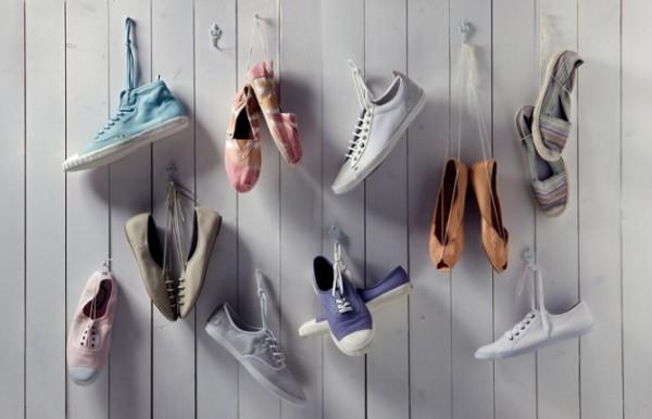 обувь хранить